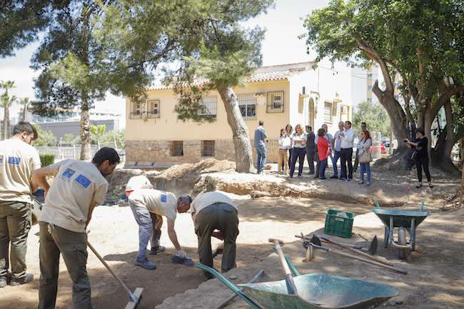 Programa Operativo FEDER 2014-2020 de la Comunitat Valenciana dispone de dos líneas de actuación, una sobre patrimonio y bienes culturales