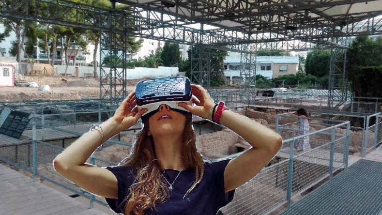 digitalizacion villa romana albir