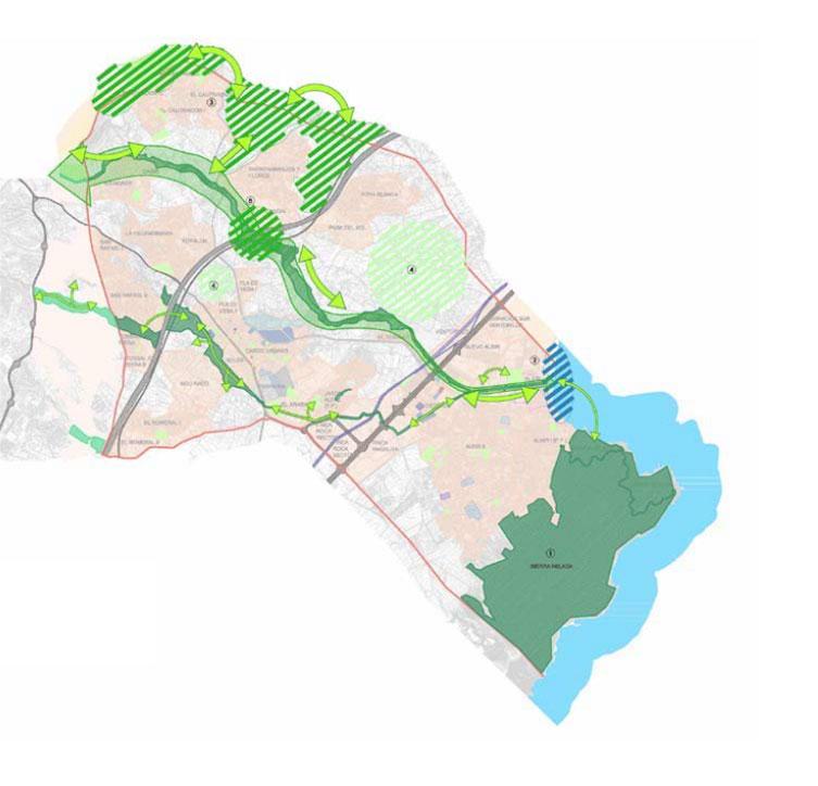 plano division lalfas verde