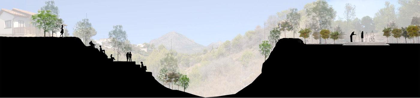 regeneracion ambiental barranco