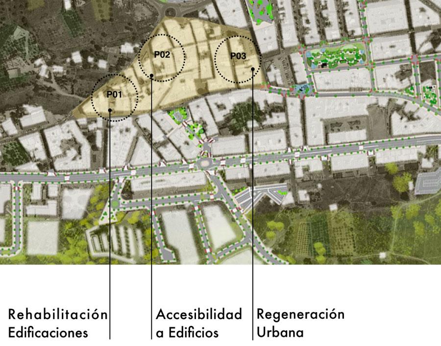regeneracion urbana casco viejo