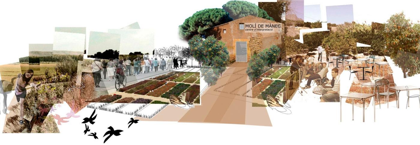 Rehabilitación Patrimonial Molí de Manec