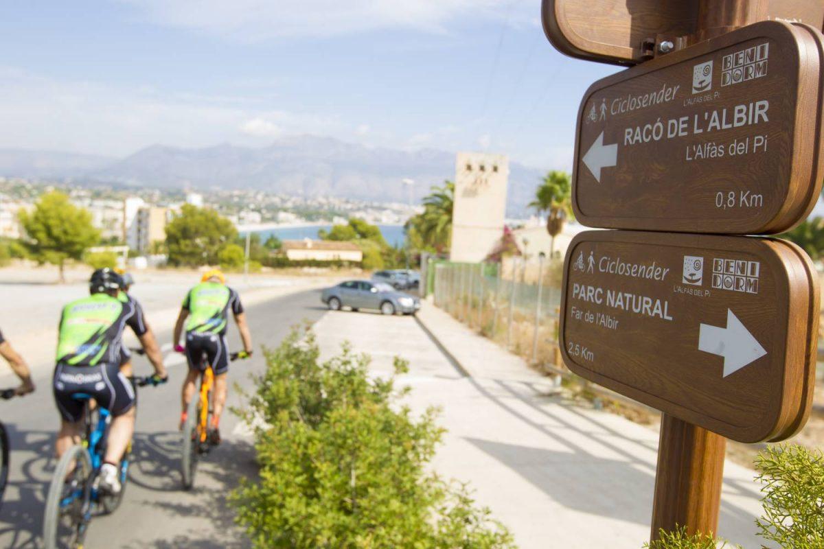 El Ayuntamiento de l'Alfàs del Pi actualiza el Plan de Movilidad Urbana Sostenible
